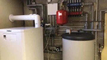 Remplacement d'une chaudière gaz atmosphérique